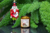 Winter Candles, Soy Candle Holiday Gift, FRASER FIR