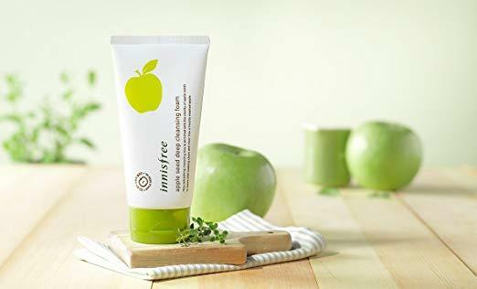 [Innisfree] Apple seed deep cleansing form
