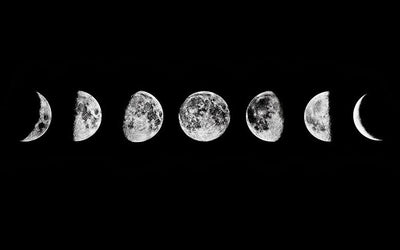 UNDERSTANDING THE LUNAR CYCLE ( PHASES OF THE MOON)