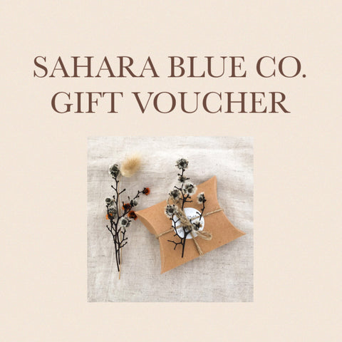 Sahara Blue Co. Gift Card