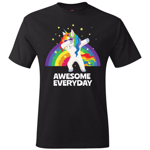 Awesome Everyday Unicorn T-Shirt