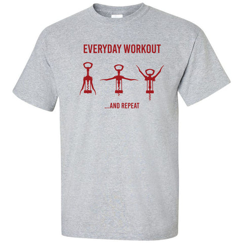 Every Day Is A Workout T-Shirt
