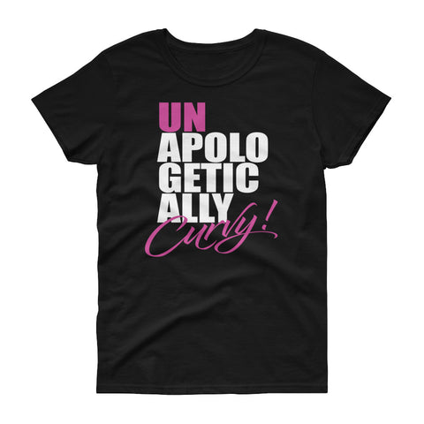 Unapologetically Curvy Women's Short Sleeve T-shirt