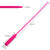 Black / Pink Dilator Vibrating urethral sounds