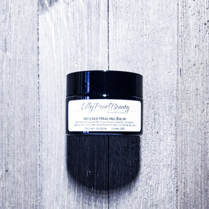 Infused Healing Balm - LillyPearlBeautyco.