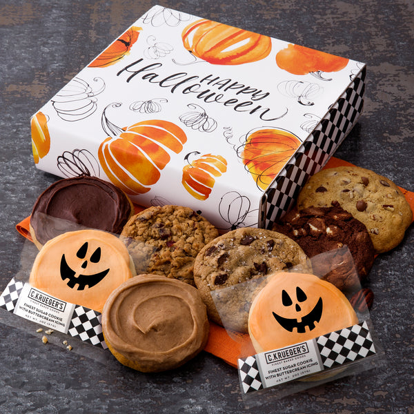 Happy Halloween Sampler Slide Box - Assorted
