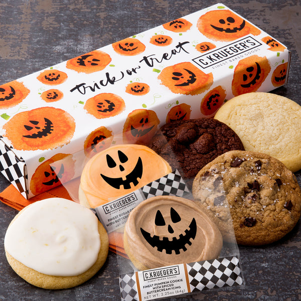 Half Dozen Sampler -  Halloween Trick or Treat