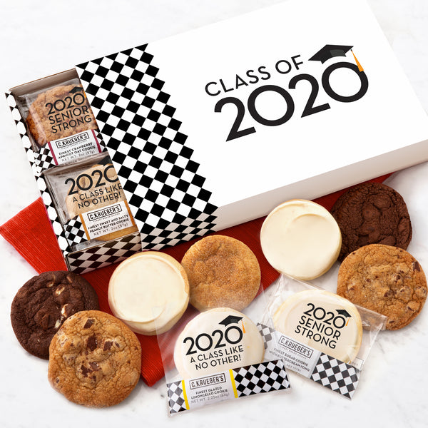 Class of 2020 Cookie Slide Box - Senior Strong