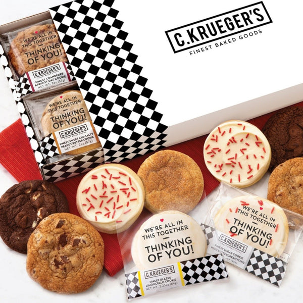 C. Krueger's Slide Assorted Cookie Box - We're All in this Together
