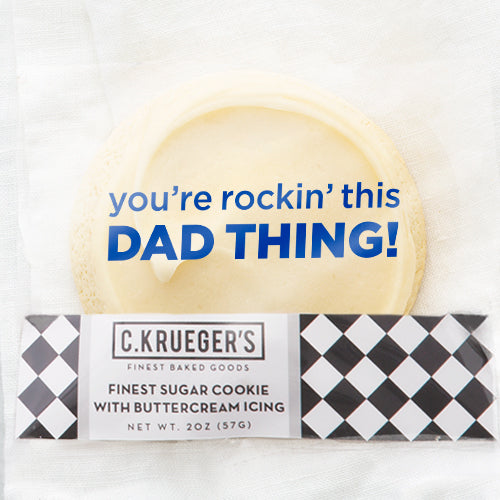 You're Rockin' This Dad Thing!