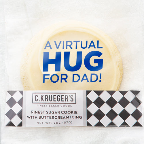 A Virtual Hug for Dad