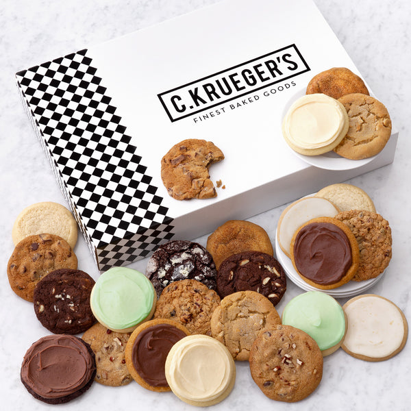 Two Dozen Signature Slide Box - Each & Every Flavor