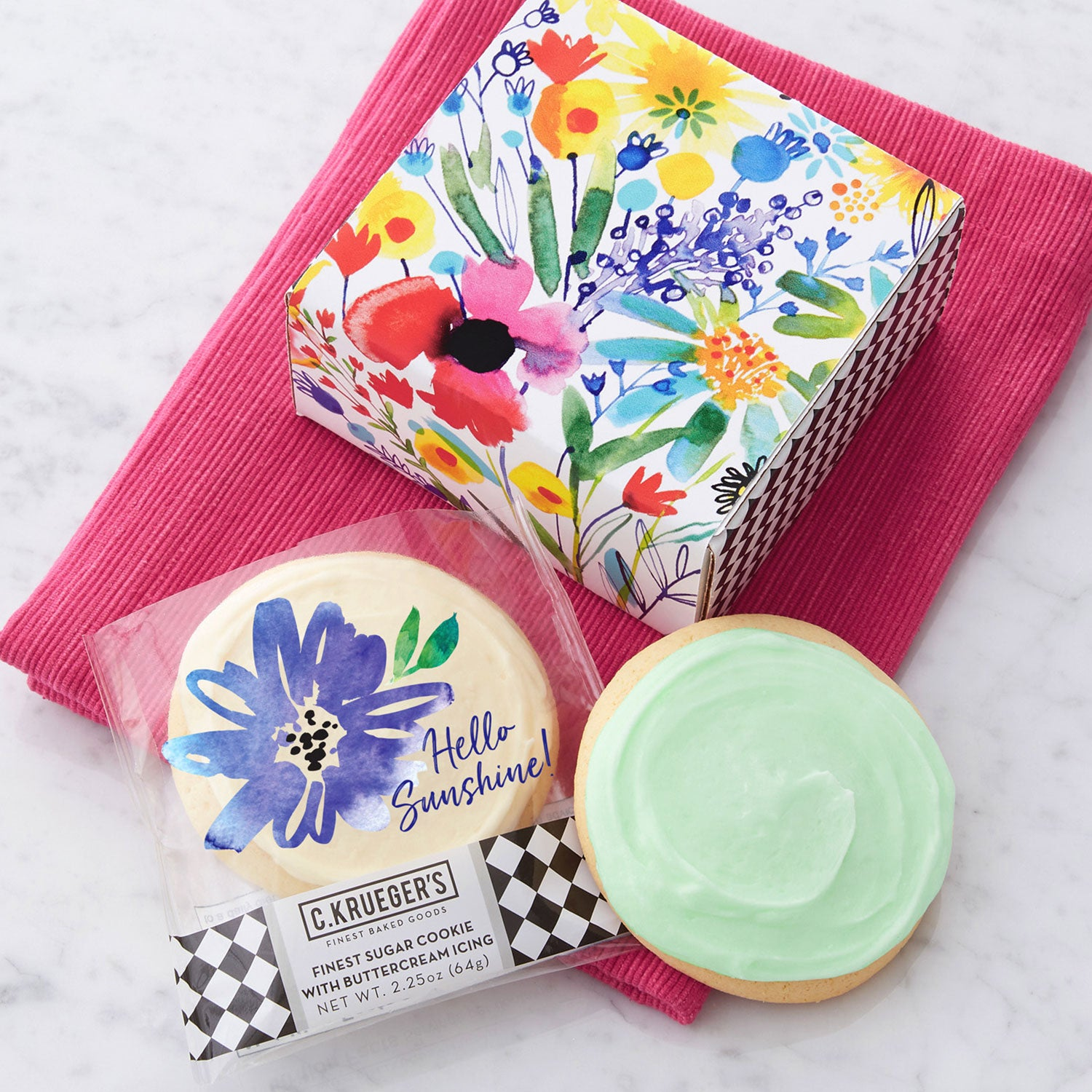 Duo Sampler - Wildflower Hello Sunshine