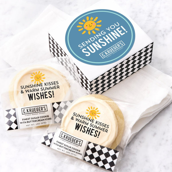 Duo Sampler - Sunshine Kisses & Warm Summer Wishes