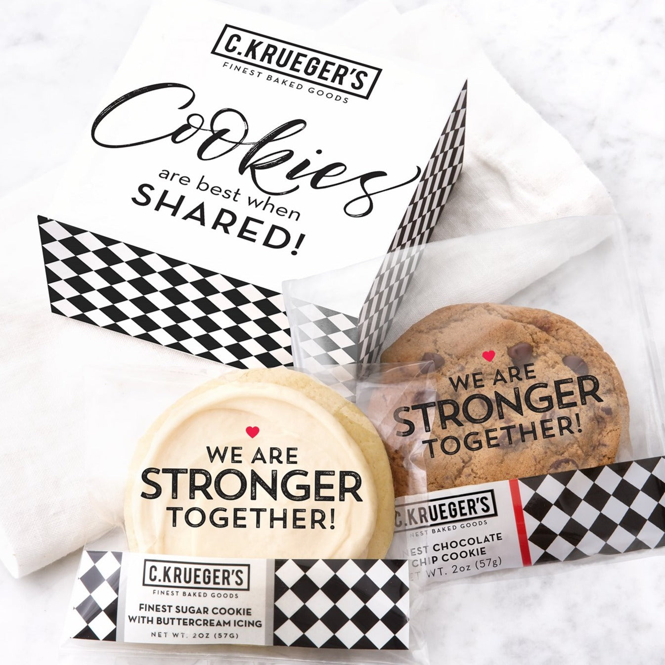 Duo Sampler - We Are STRONGER Together!