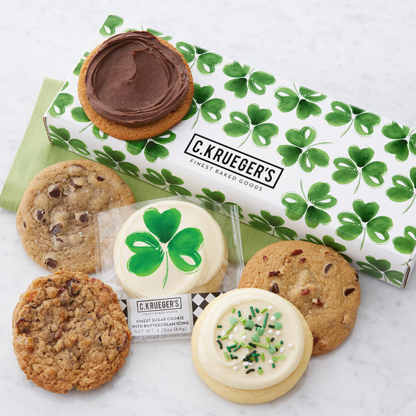 Half Dozen St. Patrick's Day Sampler Box