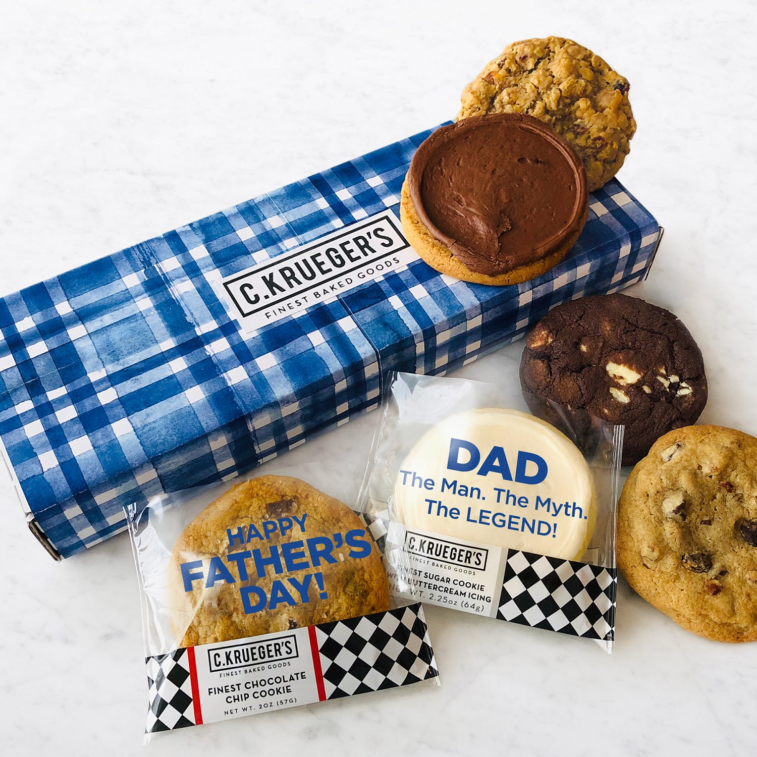 Happy Father's Day Half Dozen Sampler