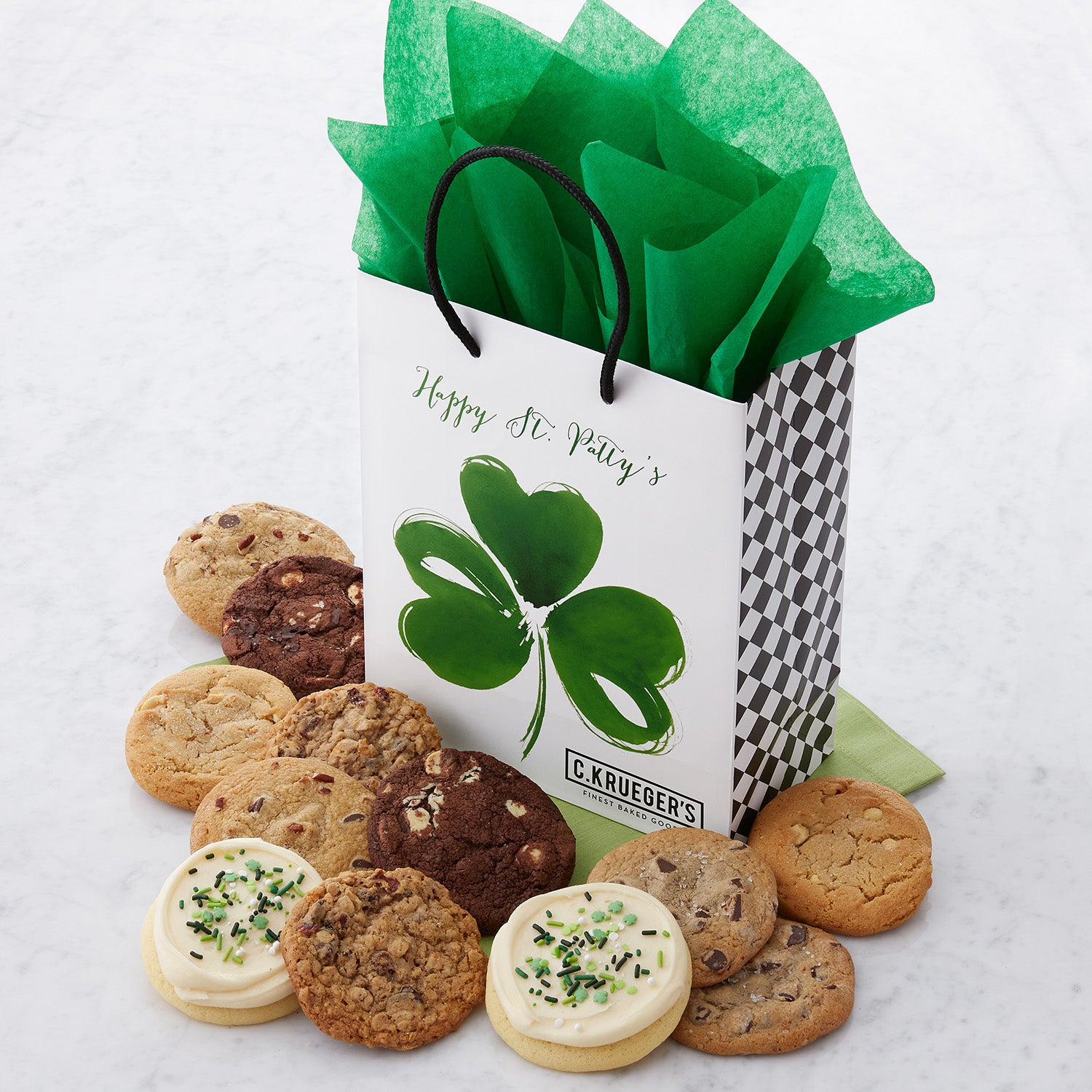 St. Patrick's Day Gift Bag - Assorted