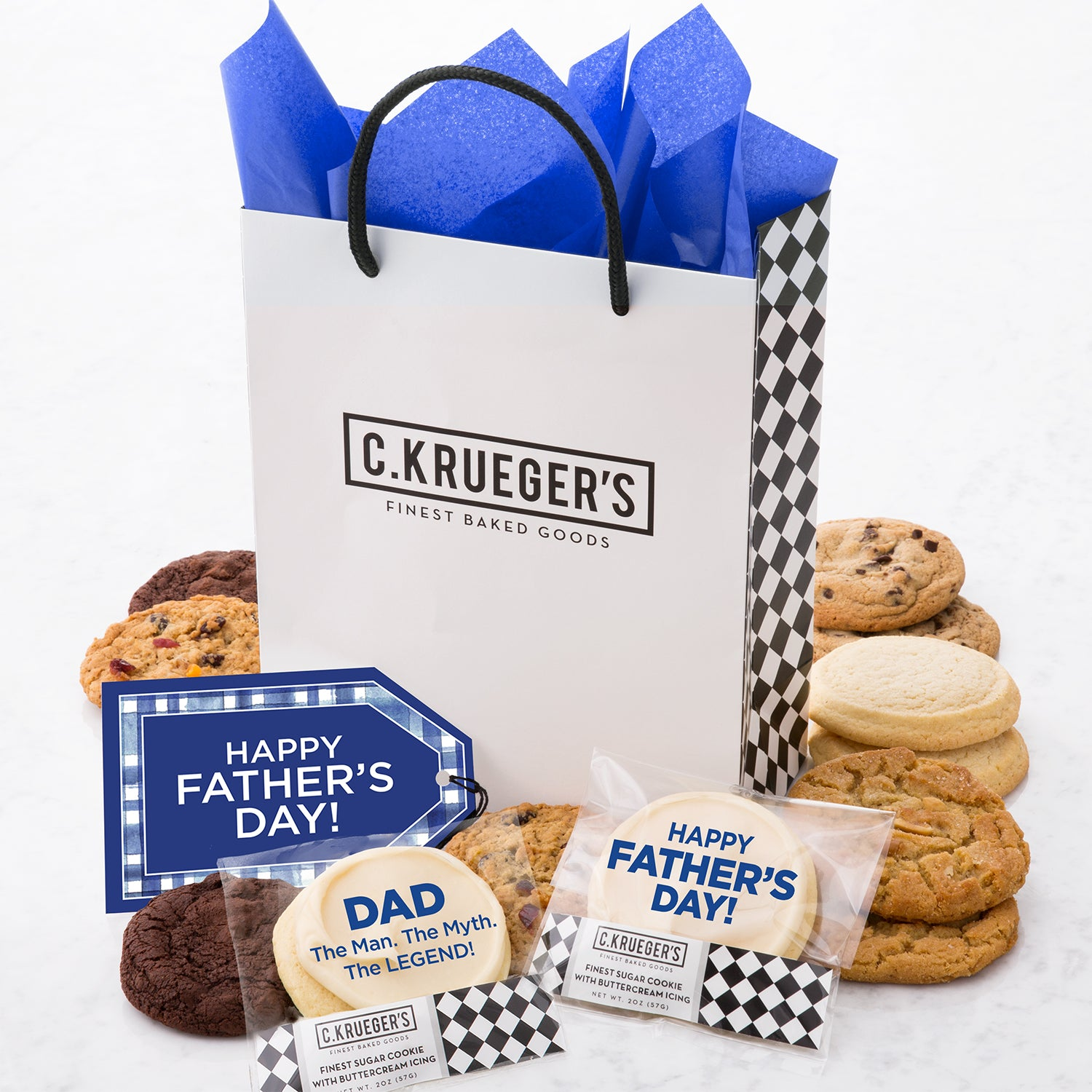 Happy Father's Day Gift Bag - All Kinds