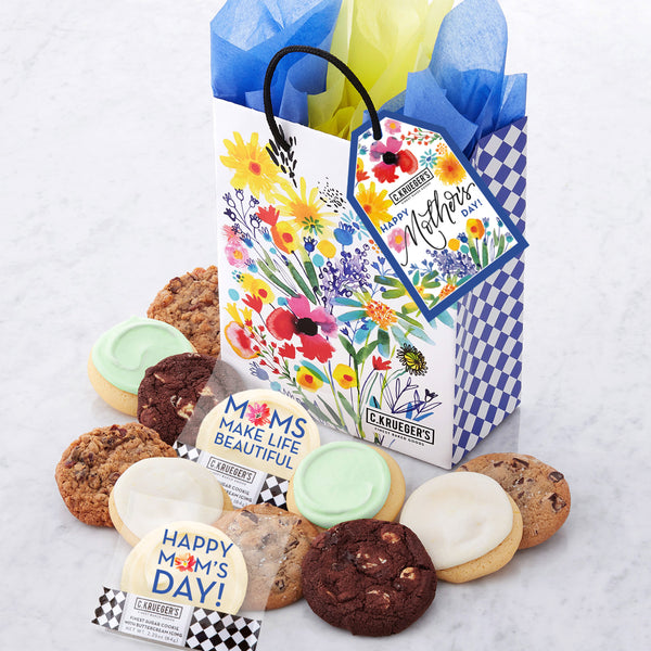 Mother's Day Wildflowers Gift Bag - Assorted