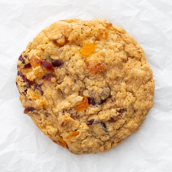 Finest Apricot Cranberry Oat Cookie
