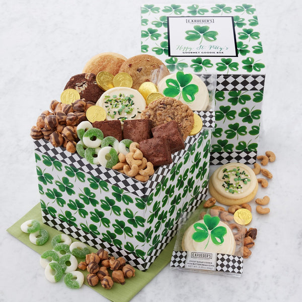 St. Patrick's Day Gourmet Goodie Box