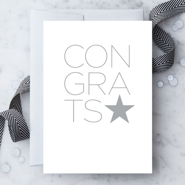 Congrats - Retirement Greeting Card