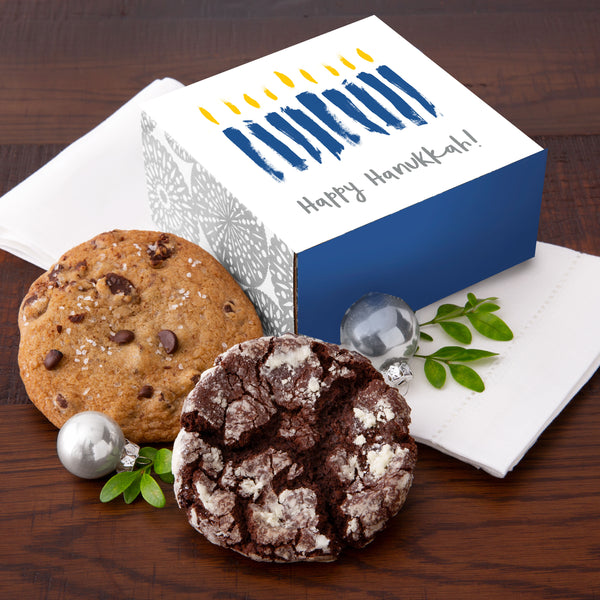Cookies Are Best When Shared - Happy Hanukkah
