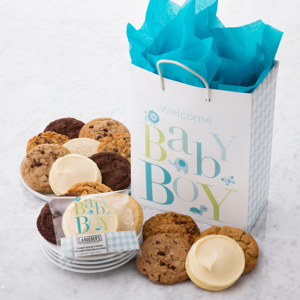 Baby Boy Gift Bag - Favorites
