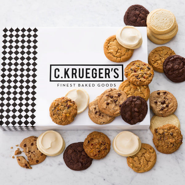 C. Krueger's Slide Gift Box - Select Your Cookies