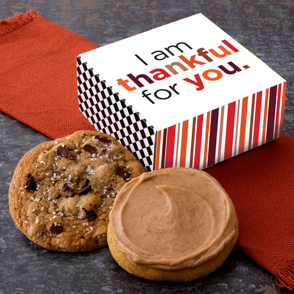Cookies Are Best When Shared - Thankful for You