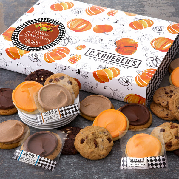 Happy Thanksgiving Slide Gift Box - All Kinds