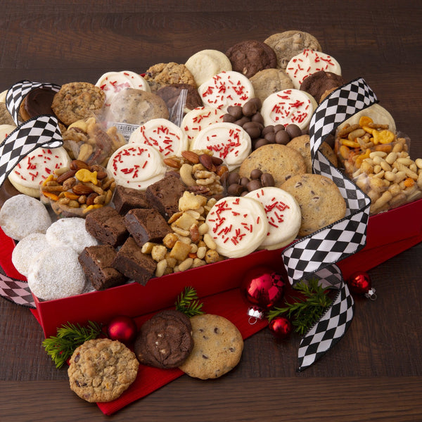 Tray Box Cookies & Snacks