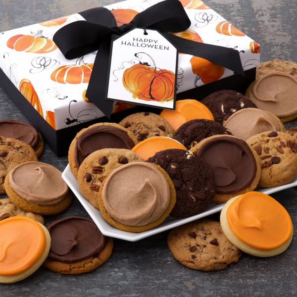 Pumpkin Luxe Gift Box - Select Your Cookies