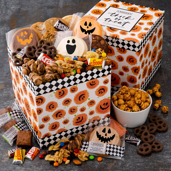 Trick or Treat Gourmet Goodie Box