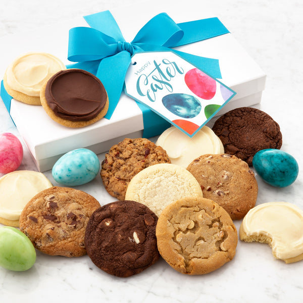 Happy Easter Luxe Cookie Box - Each & Every Cookie