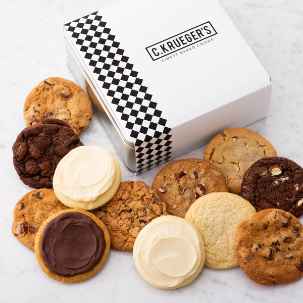 C. Krueger's Every Occasion Gift Tin - Select Your Cookies