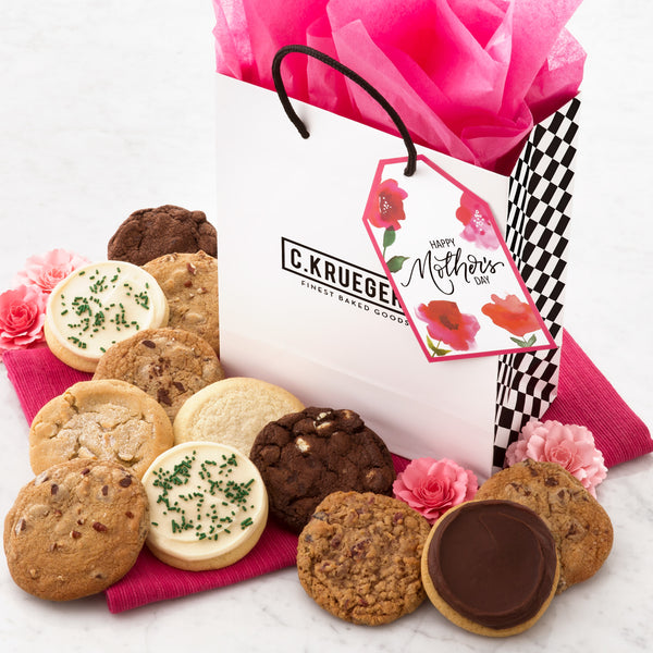 Happy Mother's Day Gift Bag - Each & Every Cookie