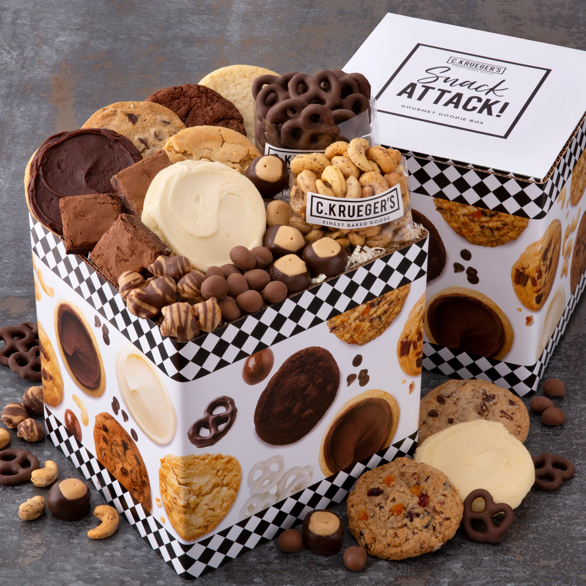 Snack Attack! Anytime Gourmet Goodie Box