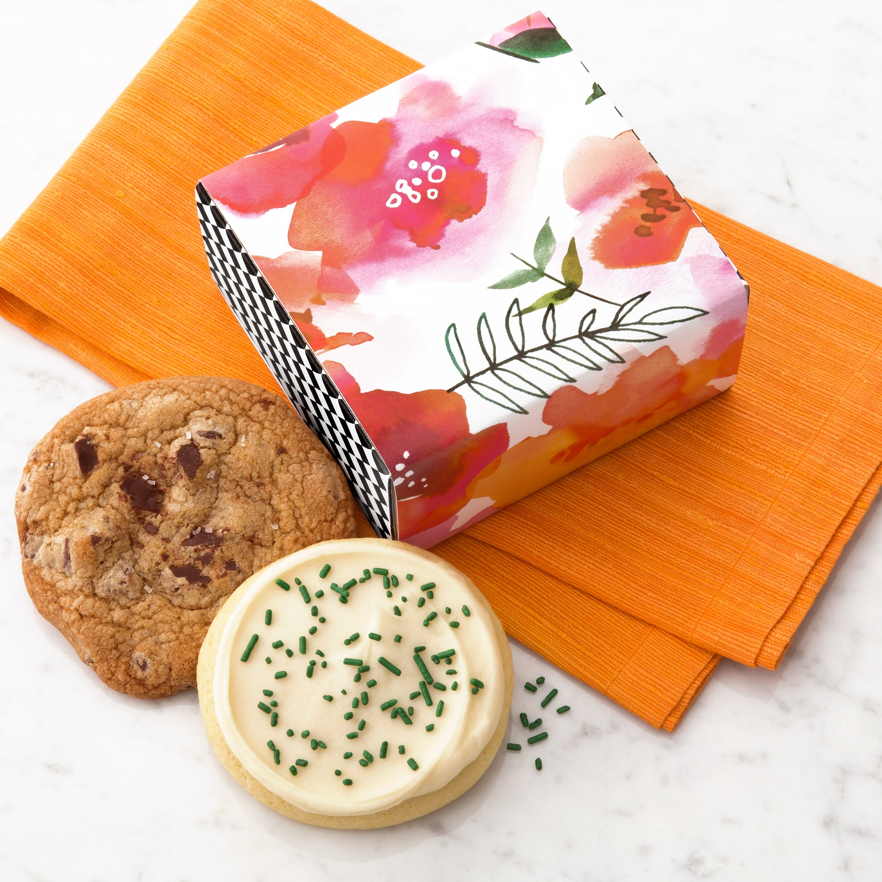 Cookies Are Best When Shared CONTEST - Spring Poppies