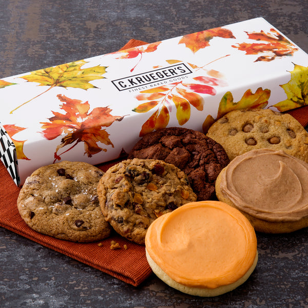 Fall Leaves Half Dozen Sampler - SPECIAL