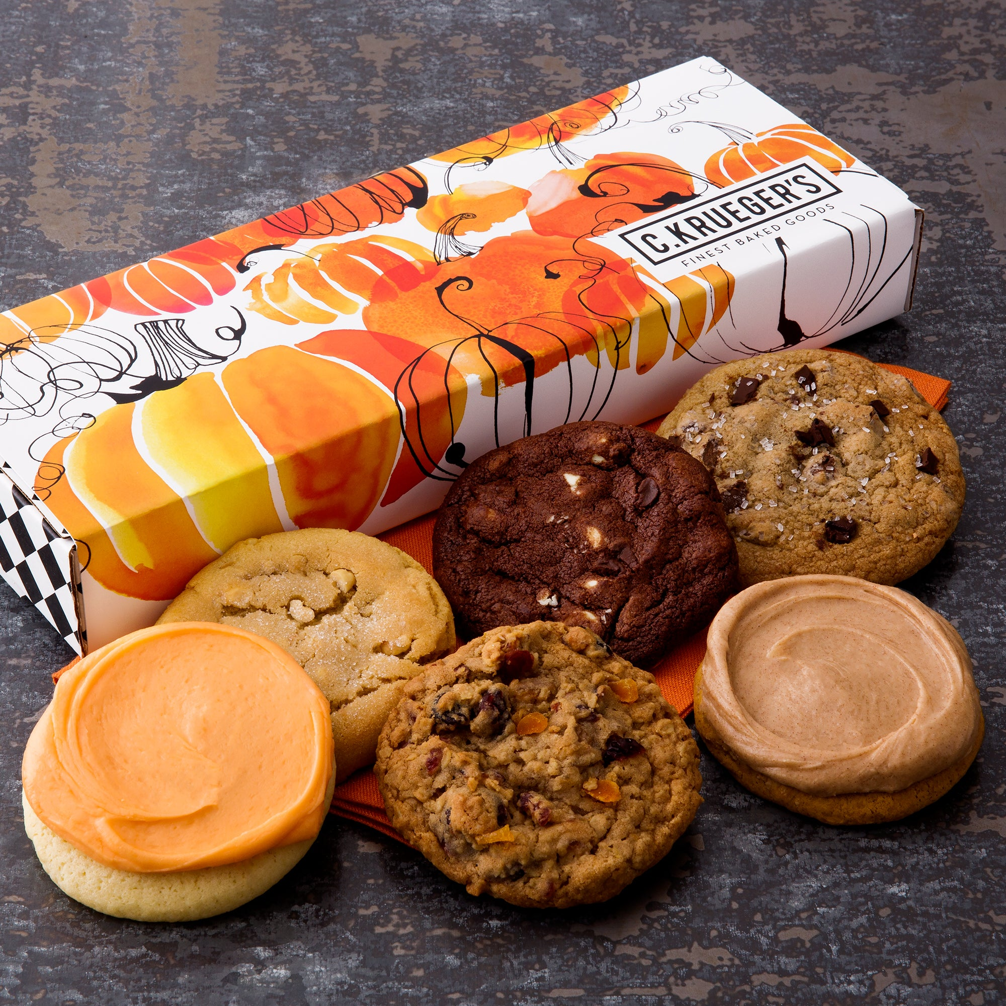 Pumpkin Patch Half Dozen Sampler