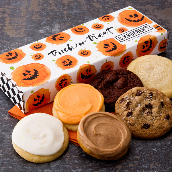 Trick or Treat Half Dozen Sampler