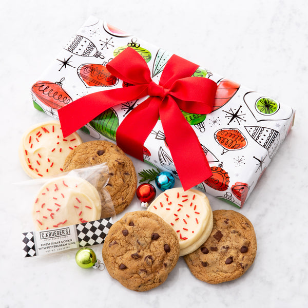 Christmas Ornaments Gift - Sample Cookie Assortment
