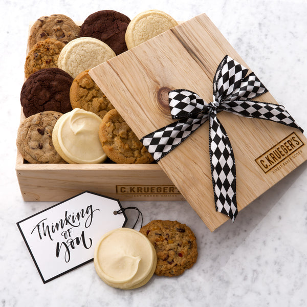 Thinking of You Gift Crate - Favorites