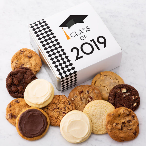 Class of 2019 Gift Tin - Each & Every Cookie