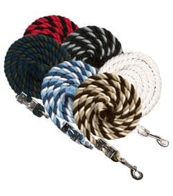 Basic Cotton Multi Color Lead Rope Denim/Blue/Off White