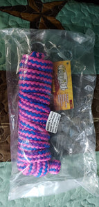 Poly Lead Rope TOUGH-1 (Pink/Blu/Purp)