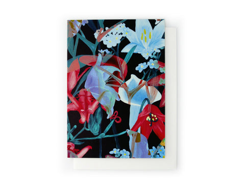 ARTISAN GREETING CARD Tropical Sorbet