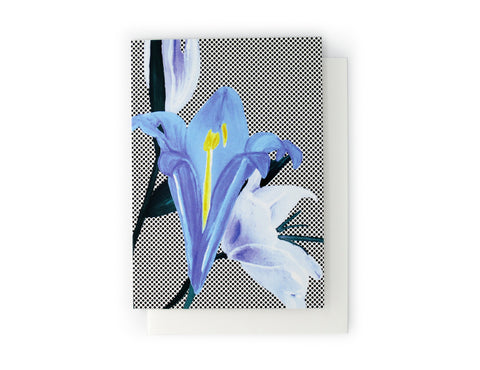 ARTISAN GREETING CARD Wild Flower - Lisa & Alex